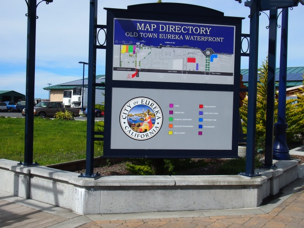 boardwalk map directory
